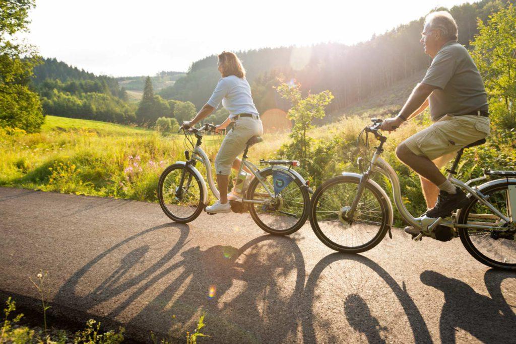 e-bike-ourtal - © vennbahn.eu